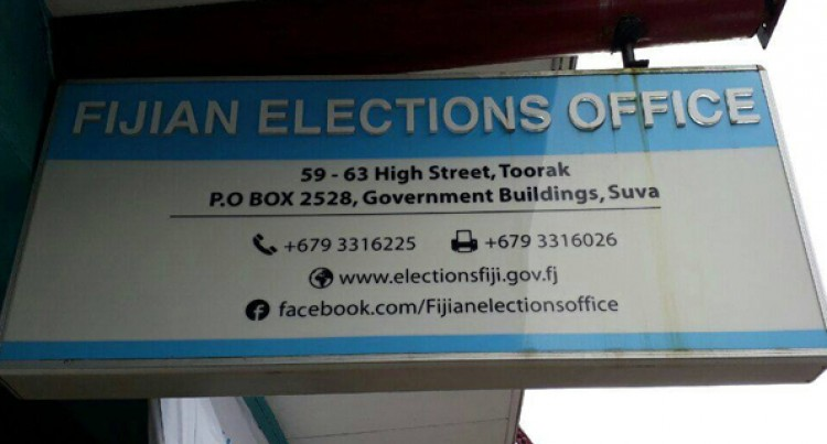 COVID-19: Fijian Elections Office, Voter Service Centres In Lautoka And Suva Closed Until Further Notice