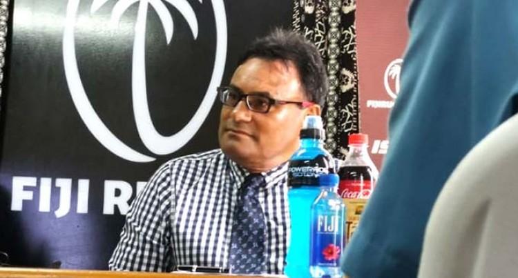 Conway Beg Still FRU Chairman,Fiji Rugby AGM Deferred
