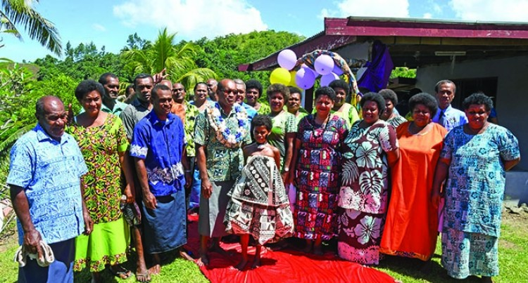 Boreholes Benefit 100s  In Nadroga