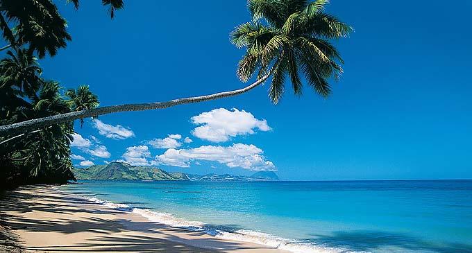 A beach front on the Island of Kadavu. Source: https://melandmary.wordpress.com/2015/09/14/field-trip-to-nadarivatu-fiji/