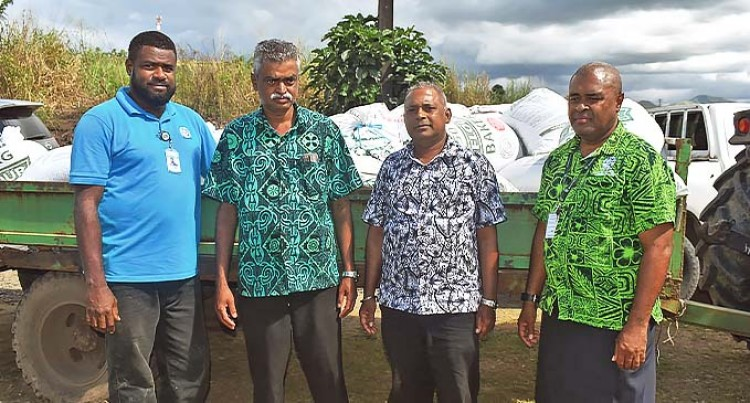 50 Bags Of Rice Seeds Handed Back To Farmers By Assistant Minister Pillay