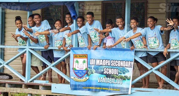 Malo, Thank You- Adi Maopa Secondary School, Teachers, Parents Grateful For Support