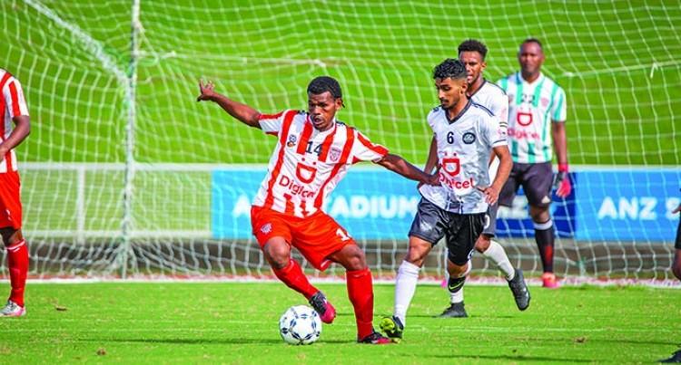 Ralulu Strikes Labasa's Winner