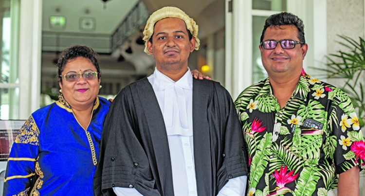 Lawyer, Rajiv Pathak Creates History For Family