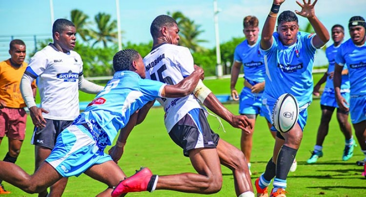 Suva U19 Upset Defending Champs