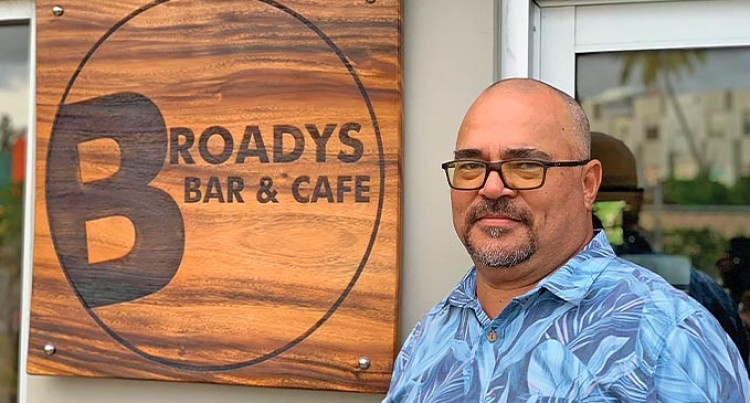 Broady's Bar And Café The New Hotspot