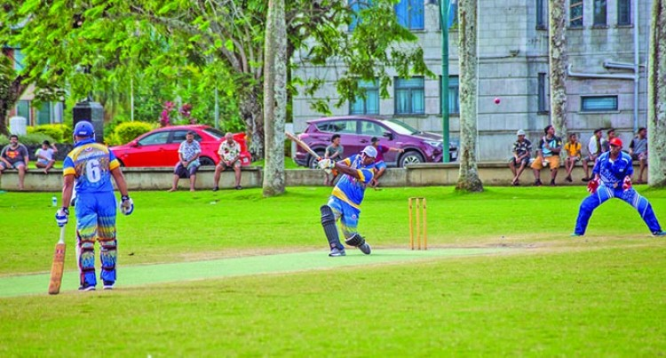 Unbeaten Moce Team To Beat At Cricket Comp