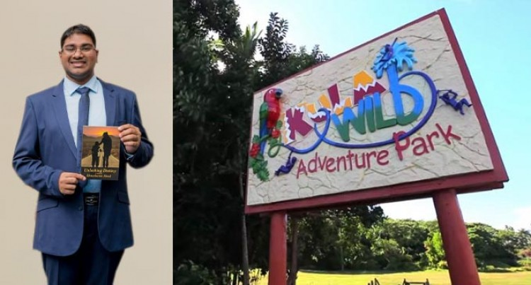 Let's Go Local: Kula WILD Adventure Park For Dhruvkaran Nand