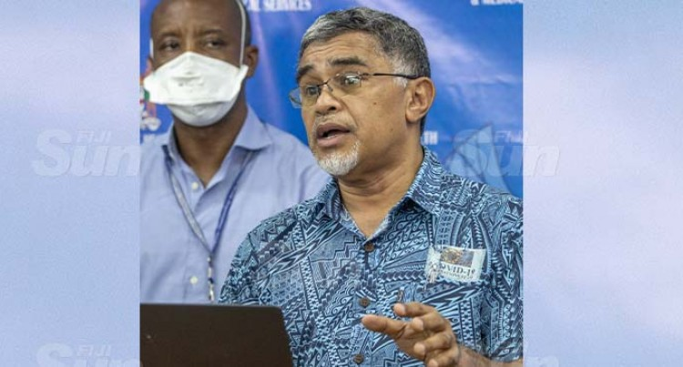 New Containment Areas Set: Dr Fong