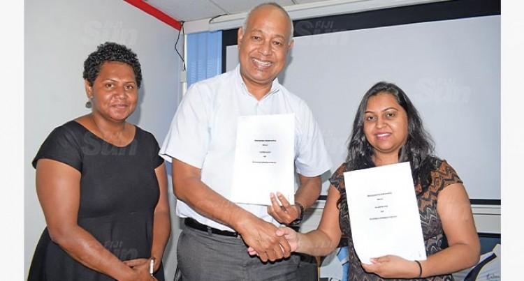 Fiji Sun Media Partners For TOPEX