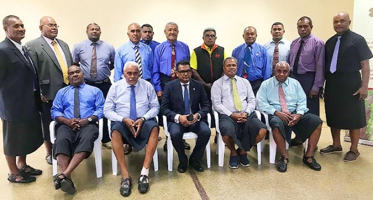 Mahogany Trust Hosts Board Induction