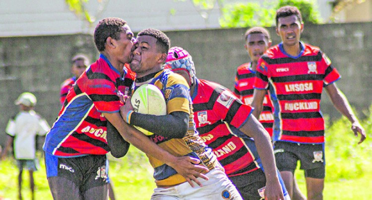 Schools Rugby League Knockout Battle