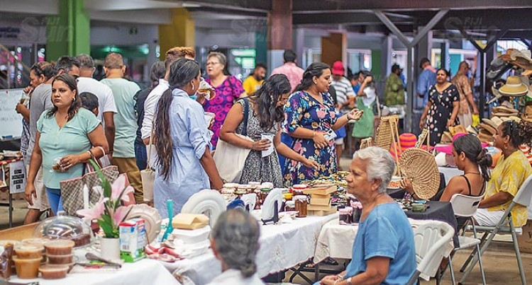 Garden City Market Day Gains Traction