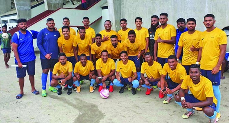 Labasa, Cuvu Qualify For Semis