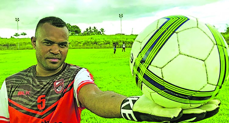 Training In Lockdown Vital For Nadi FC: Lal