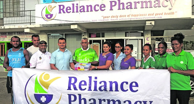 Pharmacy renews support for Nadi