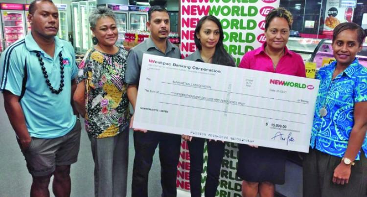 Suva Netball Seals Sponsorship Deal