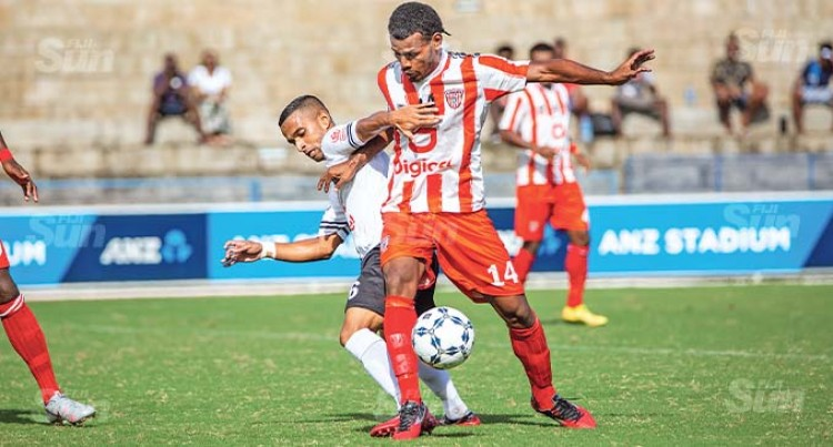 Strikers Join Race For Top Spot