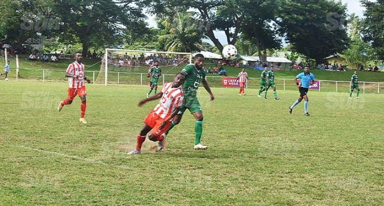 Labasa Remain Unbeaten, With A Draw