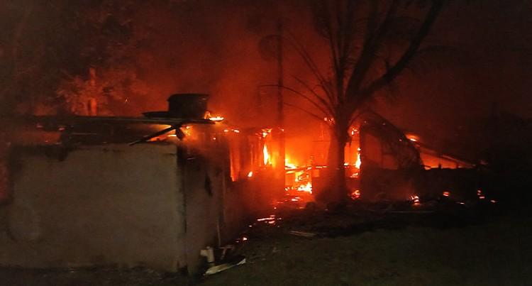 Nadi Family Loses Home In Early Morning Blaze