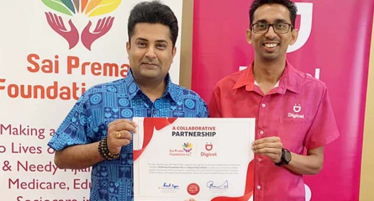 Sai Prema, Digicel Advocate Heart Diseases In Fiji