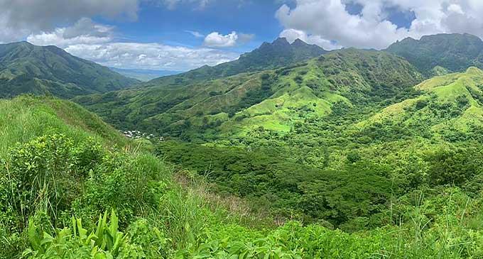 Sabeto Hills. Source: Supplied.