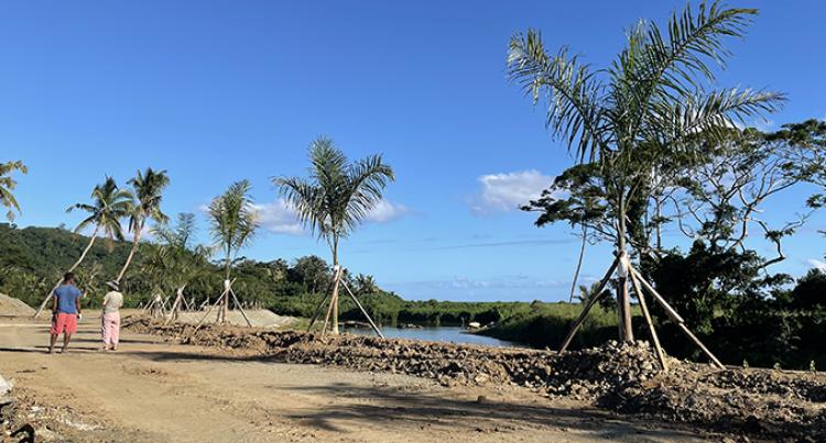 Groundworks For Proposed Sovi Bay Resort Begins