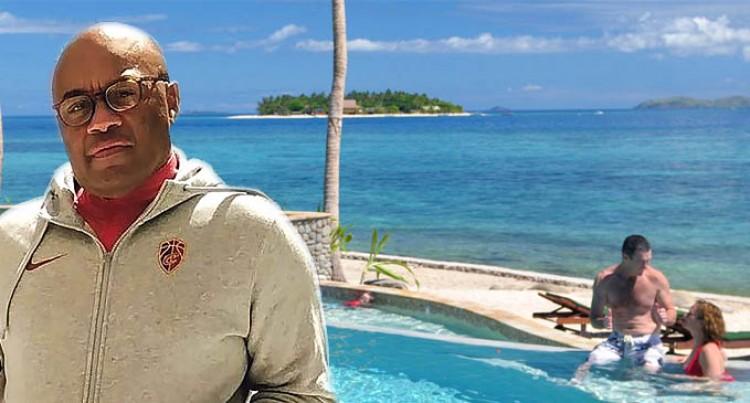 Let's Go Local: Treasure Island Resort Fiji A Great Family Resort, Says Serevi Naivoce
