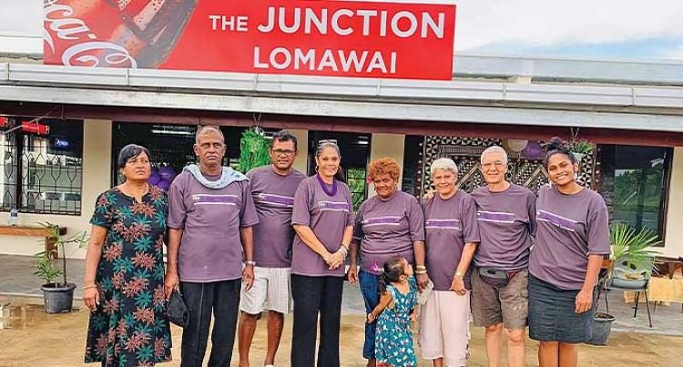 A New Beginning – The Junction Lomawai