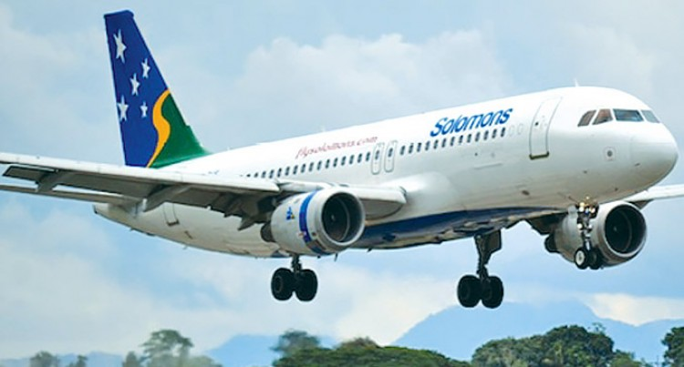 Solomon Airlines Faces Big Loss In Revenue