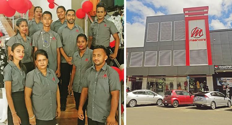 Meenoo's Reopens $1.5m Store In Rakiraki