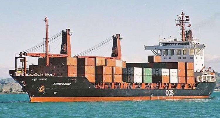 Swire Shipping Reviews Enhancements To Aus-Pacific Route