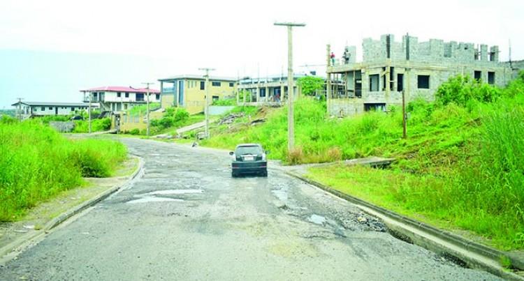 State Of Roads In Tacirua Shock
