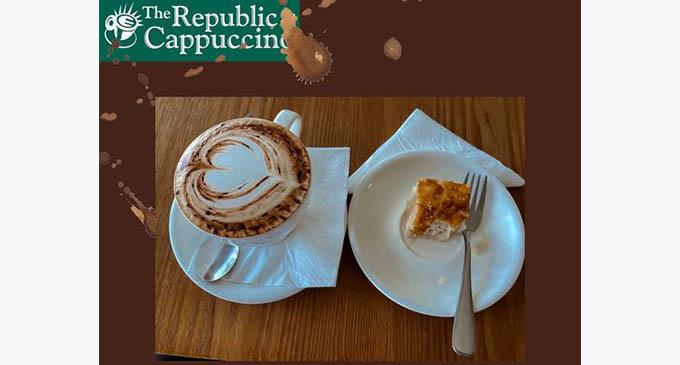 The Republic of Capuccino.