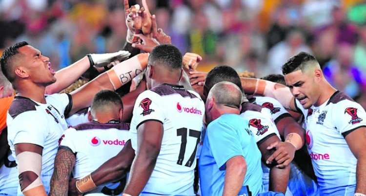 Rugby League's World Cup Looms