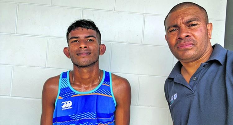 Fired Up Karan In Fiji's