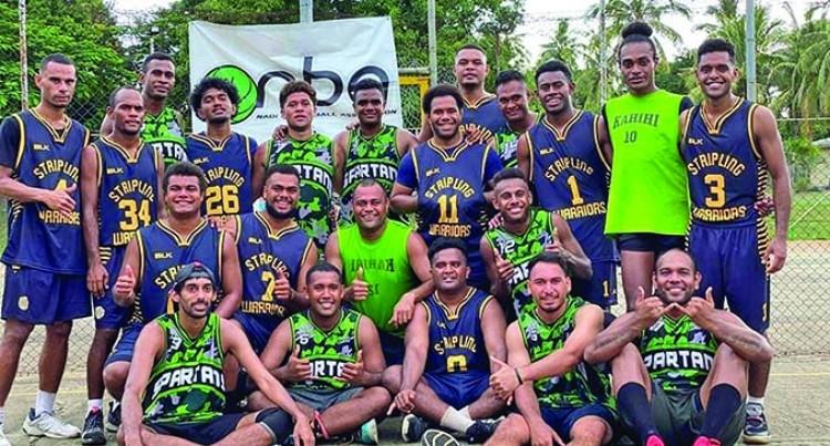 Spartans, Hotshots Win Basketball Tourney