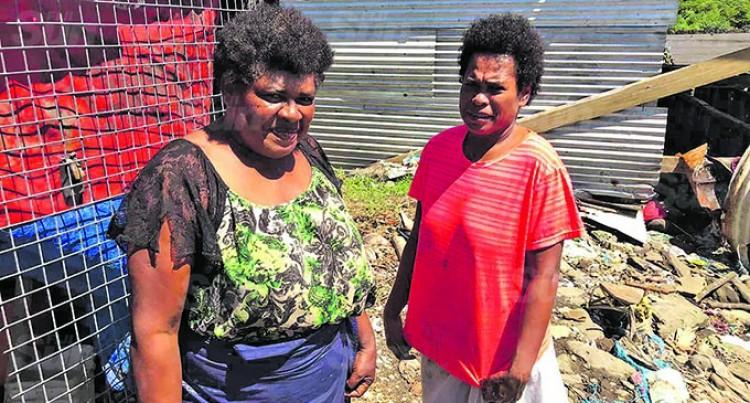 Climate Watch: Naloto Village And Sea Level Rise