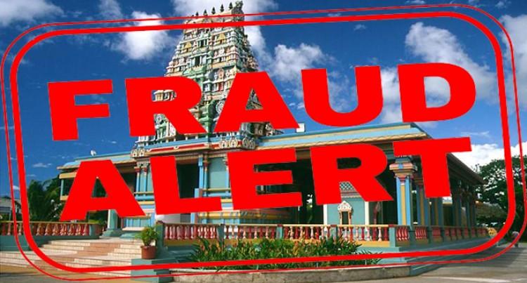 Big Temple Fraud Claim