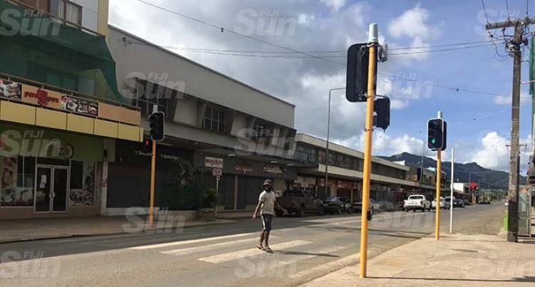 Labasa Town: Follow The Street Light, Not Zebra Crossing