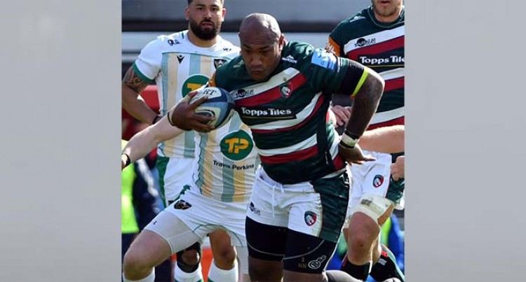 Fijian Duo Shine In East Midlands Derby