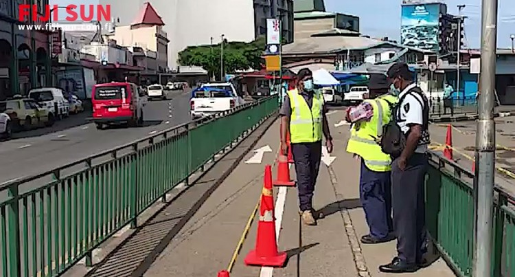 SCC Suva Bus Stand COVID Safety Announcement