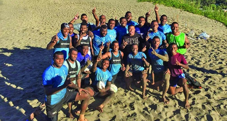 Serevi's Surprise Call At The Dunes