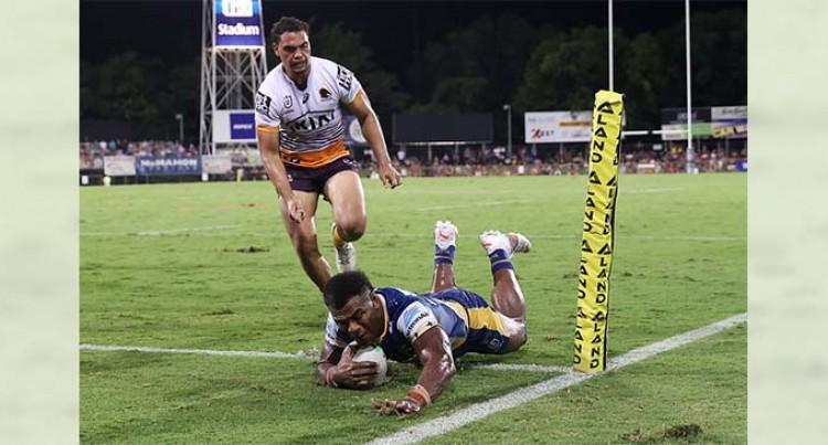Fijian 3 Get Nod To Face Blues Today