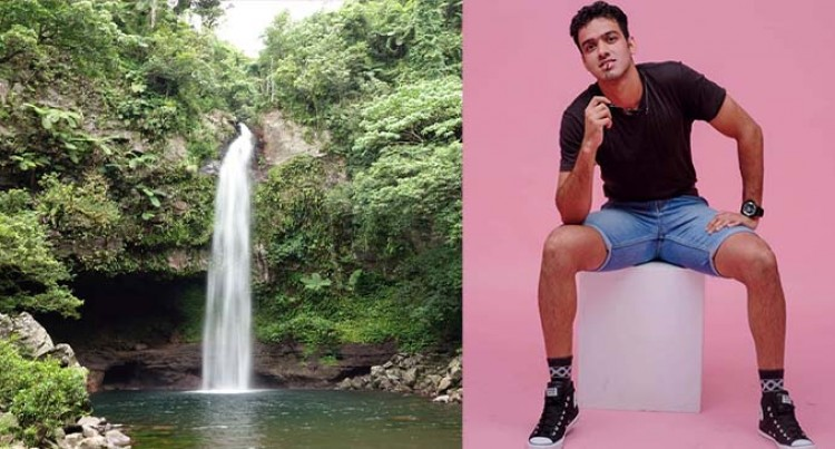 Let's Go Local: Tavoro Waterfalls For Budding Model