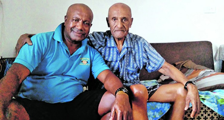 84-Year-Old On Quest To Restore Family's Identity