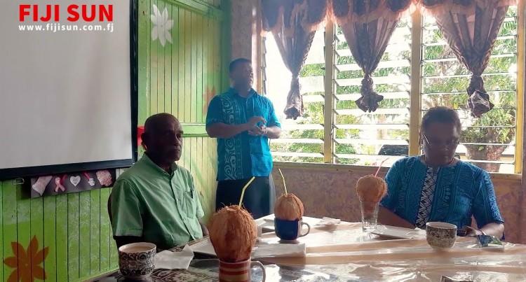 Waisale Serevi – Suva Methodist Primary School