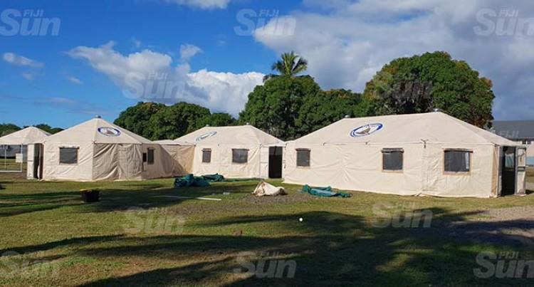 Lautoka Field Hospital Open Today At Natokawaqa
