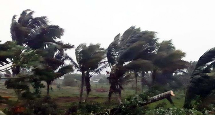 Expect Strong Winds From Today Until Next Week- Fiji Met