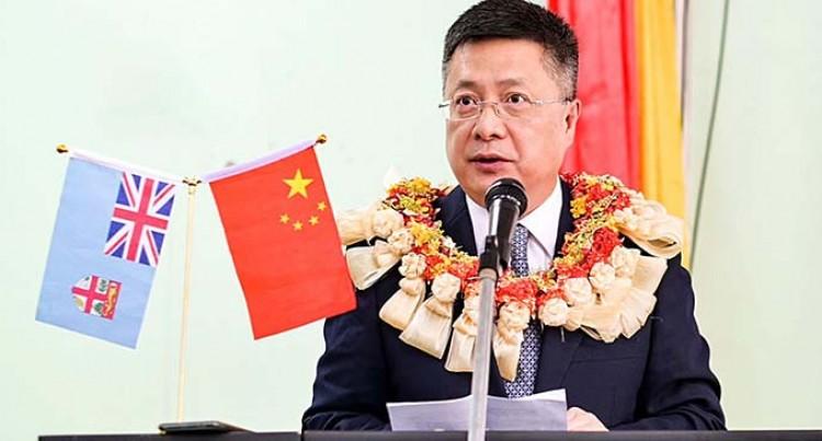 China Donates Hospital Beds To Assist Fiji With COVID-19 Response